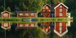 Туристы из России полюбили Швецию. // iStockphoto