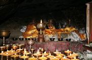 Медитационная пещера Миларепы / Китай