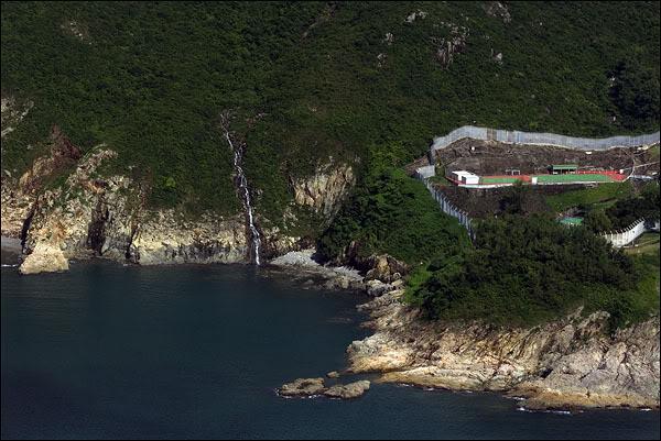 Тюрьма в Гонконге / Фото из Гонконга