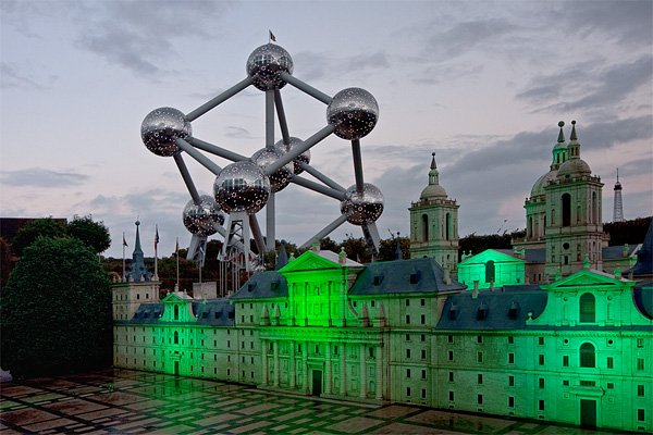 мини европа в брюсселе: