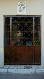 Дверь / Греция