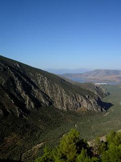 Территория горная / Греция