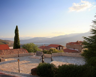 Место для сборов, прогулок и созерцания / Греция