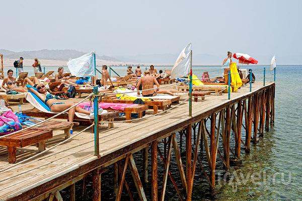 Понтон у royal rojana resort шаркс бей пляж на
