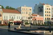 Центральная площадь / Сербия