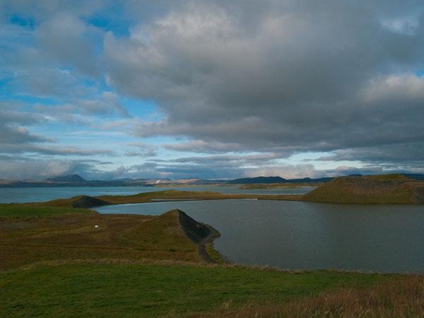 Skútustaðagígar - завораживающее место у берегов Миватна / Фото из Исландии