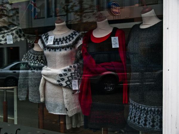 Традиционные исландские свитера / Фото из Исландии