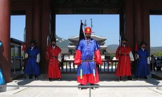 Дворец Кёнбоккун / Южная Корея