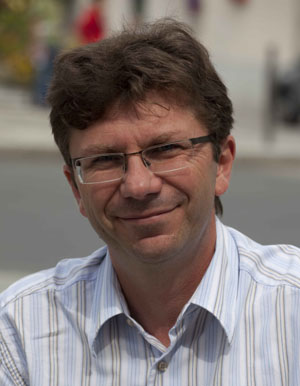 Эрик Бонель, директор по маркетингу туристического офиса Валь-Торанса