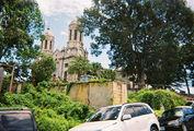 Антигуа, Сент-Джонс. Двухглавый собор / Барбадос