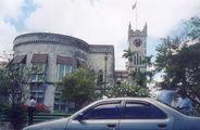 Барбадос, здание парламента / Барбадос