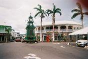 Сент-Киттс, Circus Square / Барбадос