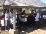 Ширли-Хайтс, steel band / Барбадос
