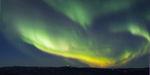 В этом году северное сияние в Финляндии можно увидеть чаще, чем раньше. // iStockphoto