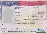 Виза категории B (В1/В2) / США