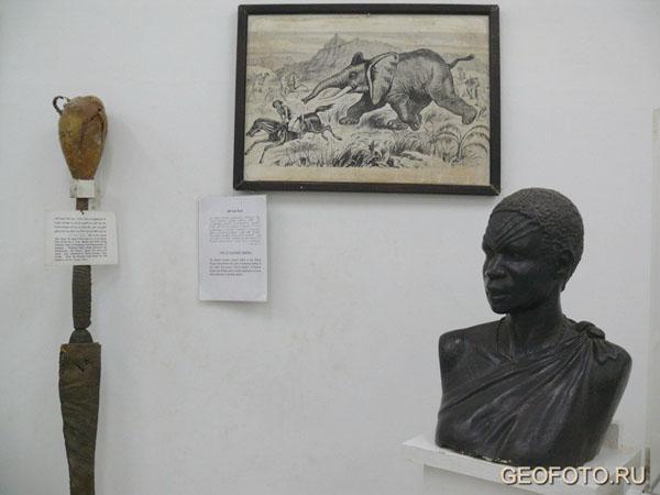 Этнографический музей в Хартуме / Фото из Судана