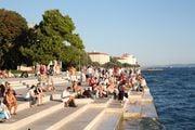 Поющая набережная / Хорватия