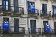 Синий бык / Испания