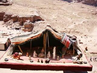 Сценка из бедуинской жизни / Израиль