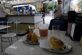 Завтрак за 12 реалов / Бразилия