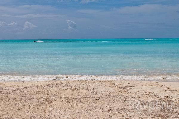 Пляж на Антигуа / Фото из Антигуа и Барбуды