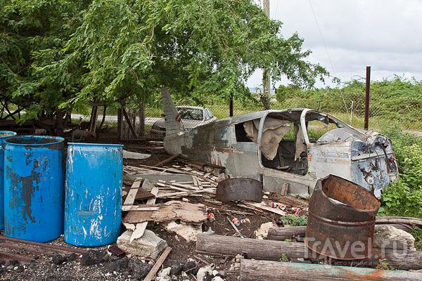 Пейзаж Карибских островов / Фото из Антигуа и Барбуды