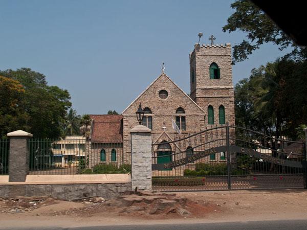 Meteer Memorial CSI Church, Тривандрум / Фото из Индии