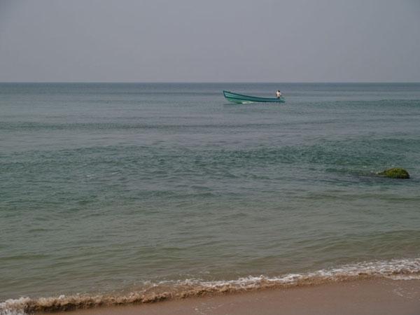 Аравийское море только кажется спокойным и безопасным / Фото из Индии