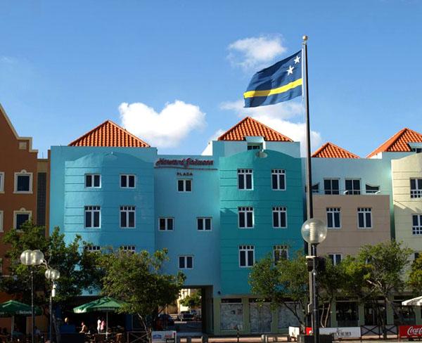 Флаг Кюрасао / Фото с Кюрасао