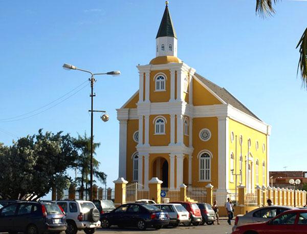 Церковь на Кюрасао / Фото с Кюрасао