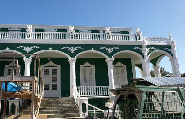 Дом на Кюрасао / Фото с Кюрасао
