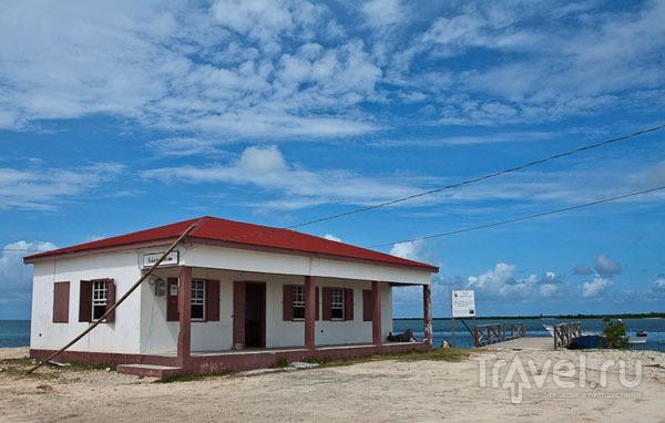 Дом на берегу, Барбуда / Фото из Антигуа и Барбуды