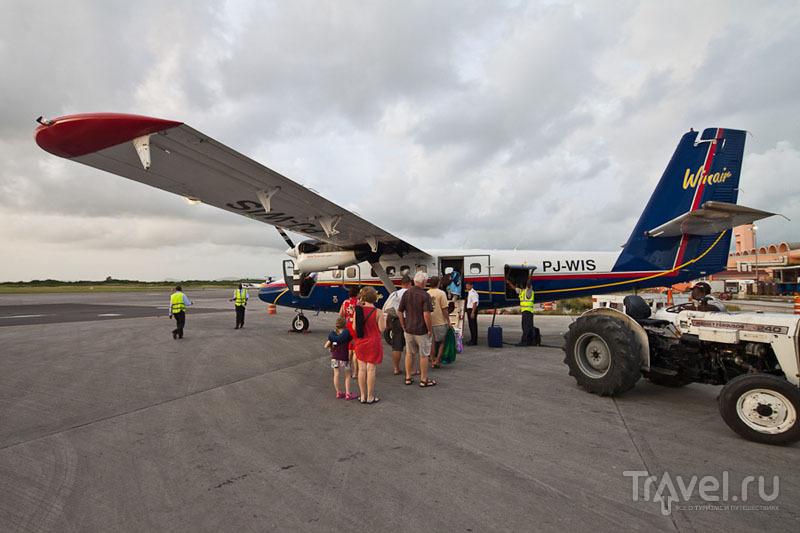 Самолет PJ-WIS / Фото из Монтесеррата