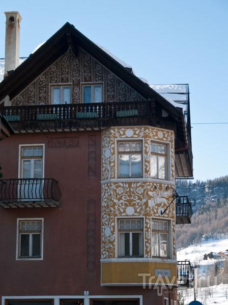 Home in Cortina dAmpetstso remove