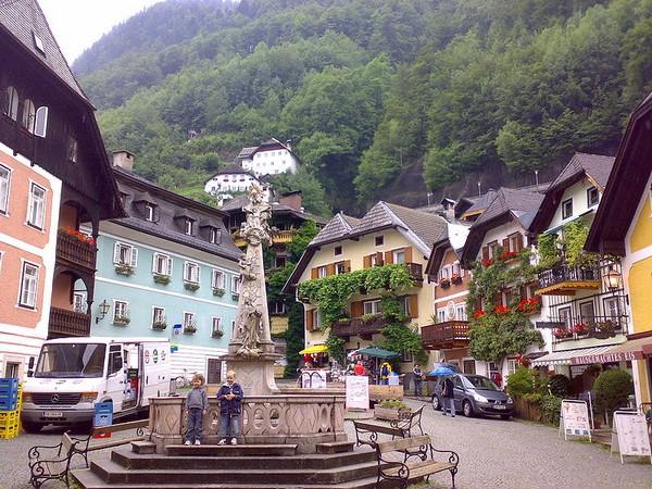 Картинки по запросу Халльштатт, Австрия