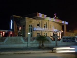 Несколько христианских церквей
