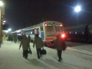 Электропоезд-экспресс / Россия