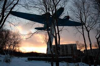 Самолет ИЛ-4 / Россия