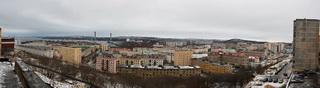 Панорама города / Россия