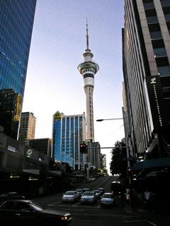 Скай Тауер / Новая Зеландия