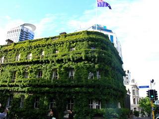Зеленый город / Новая Зеландия