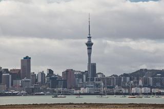 С другой стороны моста / Новая Зеландия
