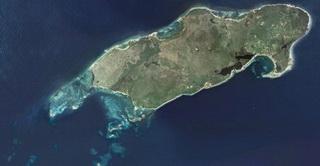 На острове / Гондурас
