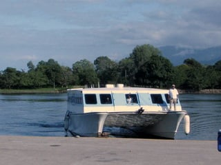 Ferry / Гондурас
