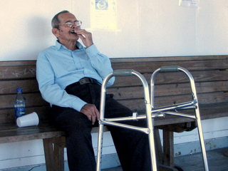 Старик 80-ти лет / Гондурас