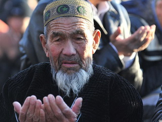 Приверженец мусульманской веры / Таджикистан
