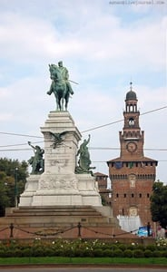 Памятник / Италия