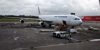 Рейс ЭйрФранс / Суринам