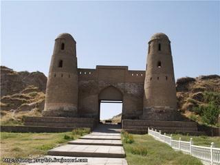 Гиссарская крепость / Таджикистан