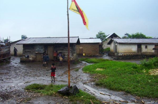 Житель Конго / Фото из Конго (бывш. Заир)